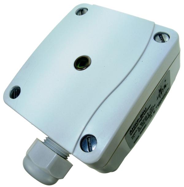 Outside Light Level Sensor 0-20000 lux 4-20mA output