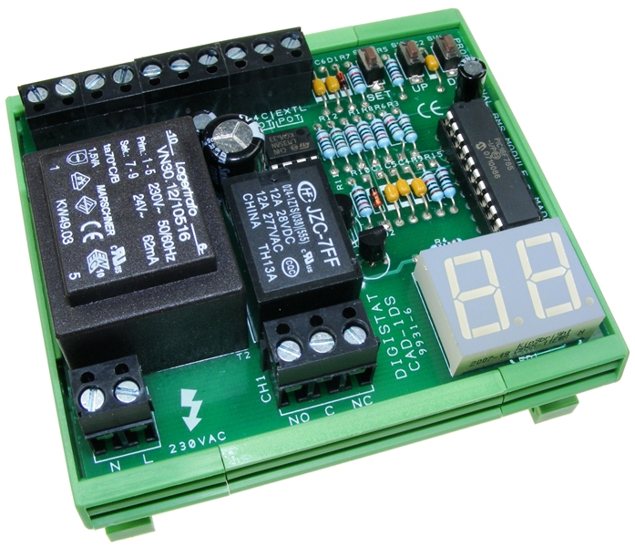 Single Stage Controller -5 to +95