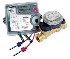 DN20 Class 2 RHI Heat Meter – 1″ Connection