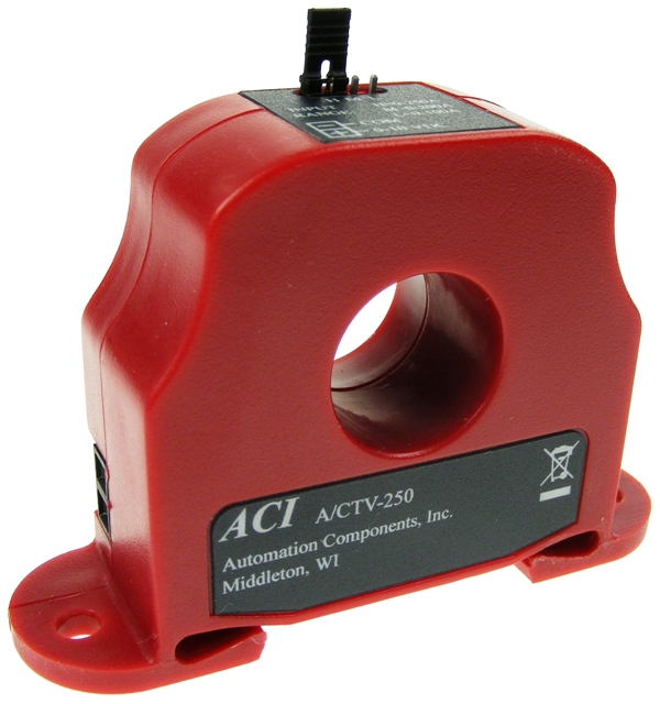 4-20mA Solid Core Current Sensor, 0-100, 0-200, 0-250 A