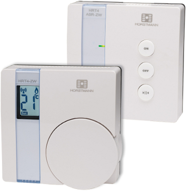 Z Wave Room Thermostat with LCD Display