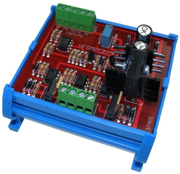 Dual Phase Cut Module 30VA per channel