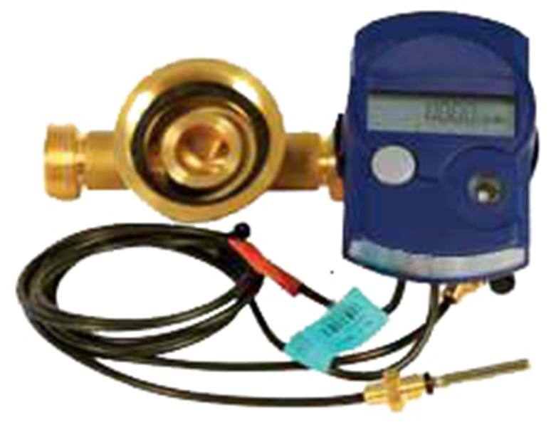 Heat Meter 20mm 1.5m3/hr
