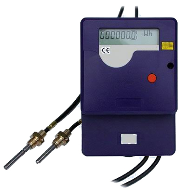 Heat Meter M-Bus Output Battery Operated