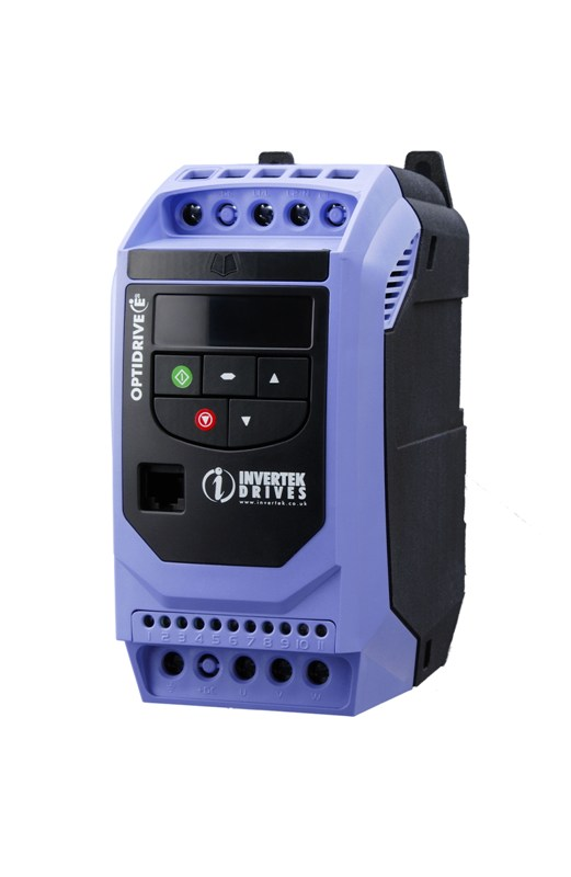 Invertek Drive 0.75kw 3 Phase IP20