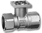 25mm 2 port valve Kvs 16