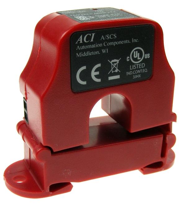 0/10Vdc Split Core Current Sensor, 0-10, 0-20, 0-50 A