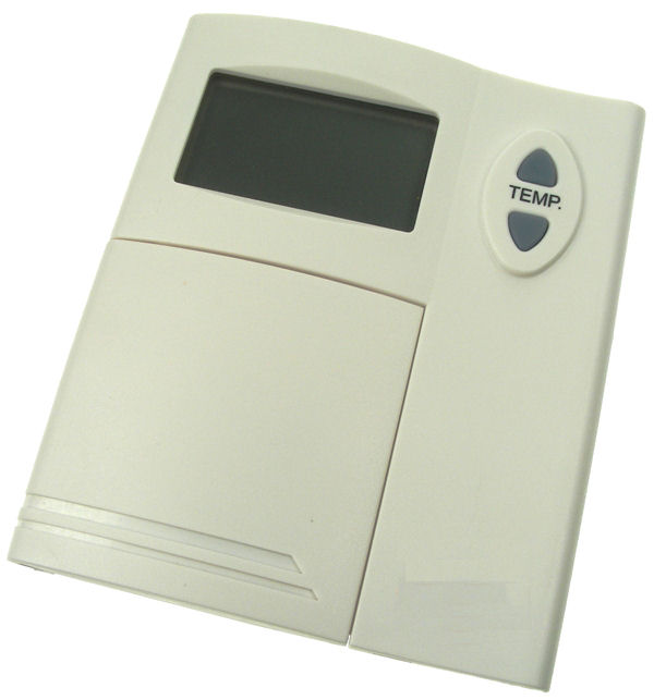 Electronic Room Thermostat - 230V on/off heat or cool