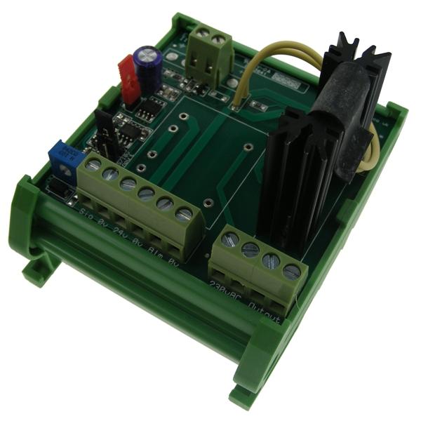 2Kw 230Vac Single Phase Thyristor Power Controller