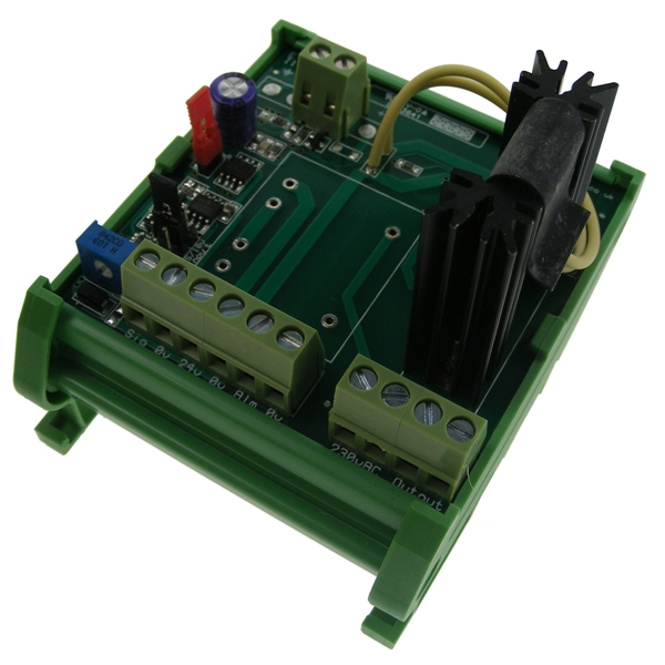 2Kw 230Vac Single Phase Thyristor Power Controller - self-powered