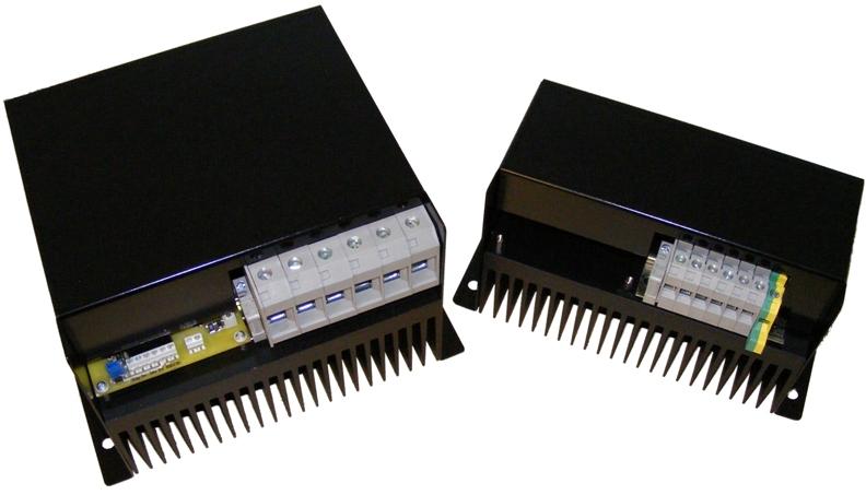 36Kw 415V Three Phase Thyristor Power Controller - self-powered