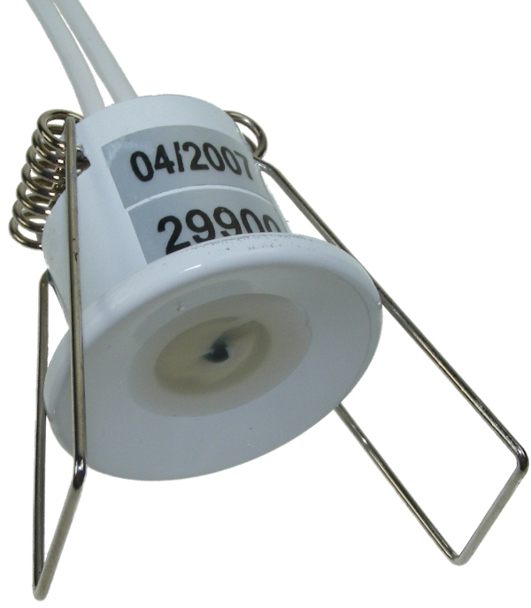 Ceiling Mounted Temperature Sensor - PT100 RTD