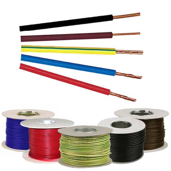Tri-Rated Cable 1.0mm
