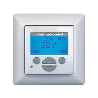 Intelligent control digital underfloor heating thermostat