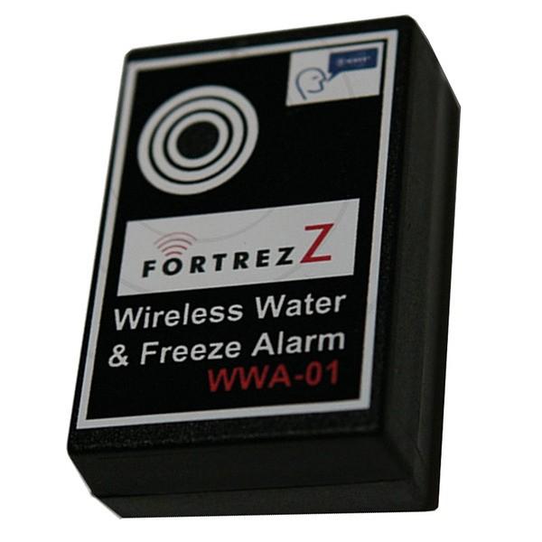 Z-Wave Fortrezz Water & Freeze Alarm