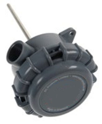 Analogue Output Duct Temperature Sensor - 4-20mA output -10...+40C