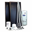 Solar One Panel Combi Converter Kit 120Ltr