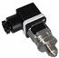 Liquid Static Pressure Sensor 4-20mA 0-500 mbar