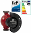 GRUNDFOS MAGNA UPE 32-80 (180) 'A' RATED/EUP READY VARIABLE SPEED CIRCULATOR 240V