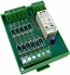 10 channel alarm integrator module 230Vac