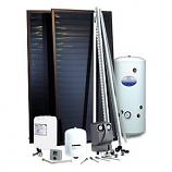 Solar One Panel Combi Converter Kit 120Ltr