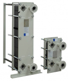 Plate frame heat exchanger gea with insulation kit