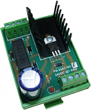 24Vac to 24Vdc @ 1A power supply (common 0V)