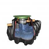 3000L Garden Rainwater Harvesting Kit